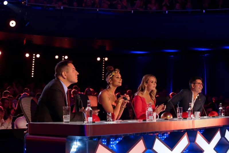 a group of people on a stage: BGT is hugely popular with audiences (ITV Pictures)