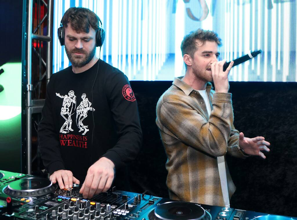 Drew Taggart, Alex Pall, The Chainsmokers
